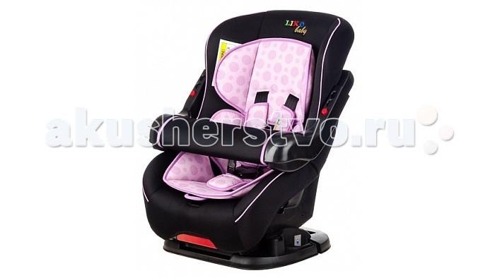 Детские автокресла , Группа 1 (от 9 до 18 кг) Liko Baby LB 301 B арт: 62347 -  Группа 1 (от 9 до 18 кг)