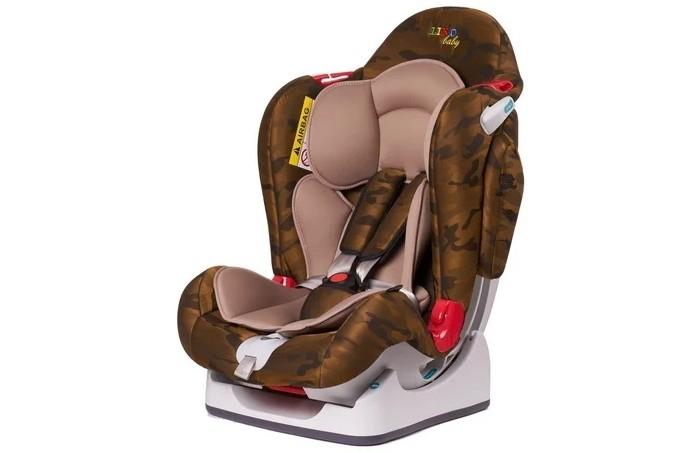 Купить Группа 0-1-2 (от 0 до 25 кг), Автокресло Liko Baby LB 510 Камуфляж
