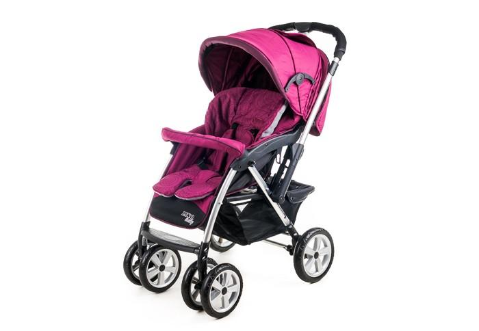 Прогулочная коляска Liko Baby AU 258Прогулочные коляски<br>Прогулочная коляска Liko Baby AU 258 - коляска для динамичных и молодых родителей.пригодна для использования как в теплое, так и холодное время года. Она комплектуется мягким утепленным ковриком и многослойным чехлом на ножки.  Капюшон коляски имеет несколько раскладывающихся секторов, обтянутых двумя слоями ткани. Когда все сектора капюшона расправлены, то он полностью закрывает ребенка от ветра и поддерживает микроклимат в коляске. В одном из секторов есть окошко с тканевым клапаном. Через него мама может следить за состоянием малыша, также оно обеспечивает поступление достаточного количества воздуха для ребёнка. К переднему краю козырька пришита полоска солнцезащитной сетки черного цвета. Она защитит ребёнка от прямых лучей солнца, когда их нет её можно подвернуть под козырёк.Угол наклона спинки сиденья коляски имеет несколько положений, максимальный угол 175-180 градусов, т. е. она опускается до положения лежа и обеспечивает ребёнку идеальное место для сна.  В сиденье встроена пятиточечная система ремней безопасности, которая на очередном вираже не позволит ребёнку вывалиться из коляски. В помощь ремням безопасности поручень, который также обеспечивает безопасность маленького пассажира. Когда ребенок сидит в коляске он использует его как держатель. Поручень съемный, при необходимости вложить ребёнка в коляску его можно отстегнуть с одной стороны и откинуть в сторону, после вернуть обратно и закрепить.  Перекидная ручка – вот что действительно представляет ценность не только для мамы, но и для малыша. Такая ручка позволяет менять стиль прогулки с «Еду болтаю с мамой» на «Ой, как вокруг все интересно!? Всем, привет!». Перекидная ручка позволяет усаживать ребёнка лицом к себе и наоборот, лицом от себя.  Особенности: Блокировка тормозом двух задних колёс одновременно, амортизаторы на задних и передних колёсах Удобный механизм складывания и раскладывания (имеется кнопка на ручке коляски) Поворотные передние к