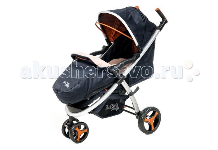 Прогулочная коляска Liko Baby BT 1218B