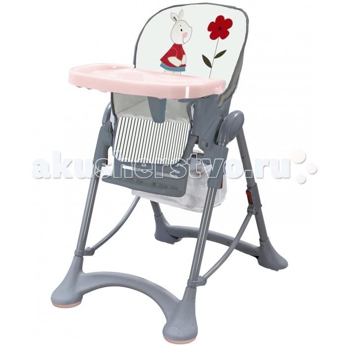 Стульчик для кормления Liko Baby HC 51HC 51Стульчик для кормления Liko Baby HC 51  Данная модель имеет помимо специальных распорок, которые придают дополнительную устойчивость, плоскую прорезиненную поверхность, которая исключает неконтролируемое движение стульчика по полу.  Малышу будет комфортно сидеть в таком стульчике для кормления, т.к. спинка и сиденье обтянуты приятным и легкомоющимся материалом. Чтобы Ваш малыш не вывалился из стульчика, предусмотрена система пятиточечных ремней безопасности. Большим плюсом является возможность регулировки высоты сиденья стульчика. Внизу сиденья имеется корзина для игрушек или влажных салфеток  Особенности: пластиковый столик для детской посуды возможность изменения высоты сидения стульчика над уровнем пола чехол стульчика изготовлен из светлых моющихся материалов и имеет мягкую набивку для комфорта малыша для удобства и правильного развития ребёнка углы наклона спинки сидения и подставки для ног регулируются мягкие пятиточечные ремни безопасности и ограничитель между ножек ребенка исключают его выпадение из стульчика легкая сетка необходимых вещей при помощи несложных манипуляций стул складывается: в сложенном виде занимает мало места повышенная устойчивость стульчика достигается за счет специальных распорок основания передних ножек стульчика имеют плоскую прорезиненную поверхность, что исключает его неконтролируемое движение по полу<br>