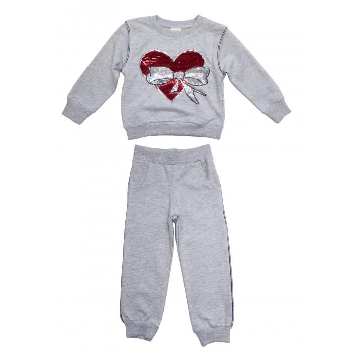 Картинка для Комплекты детской одежды Lilax Комплект для девочки (толстовка, брюки) L4706