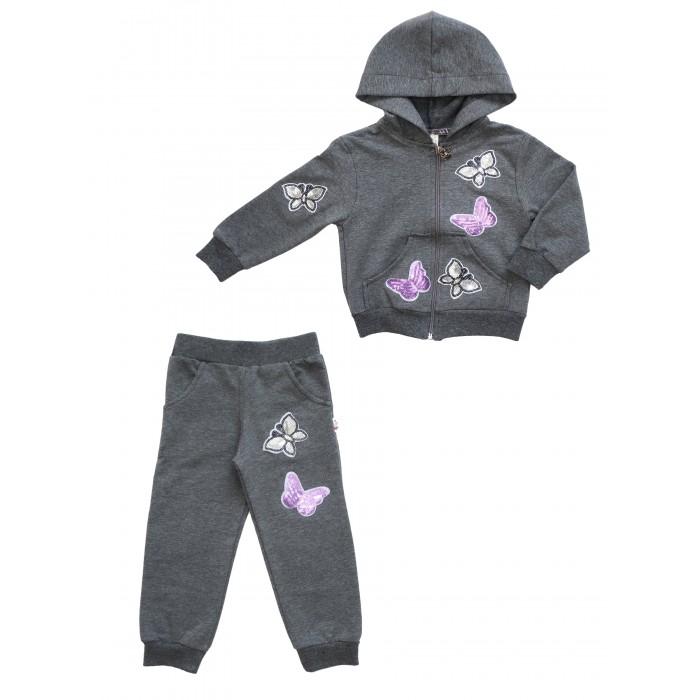 Картинка для Комплекты детской одежды Lilax Комплект для девочки (толстовка, брюки) L4708