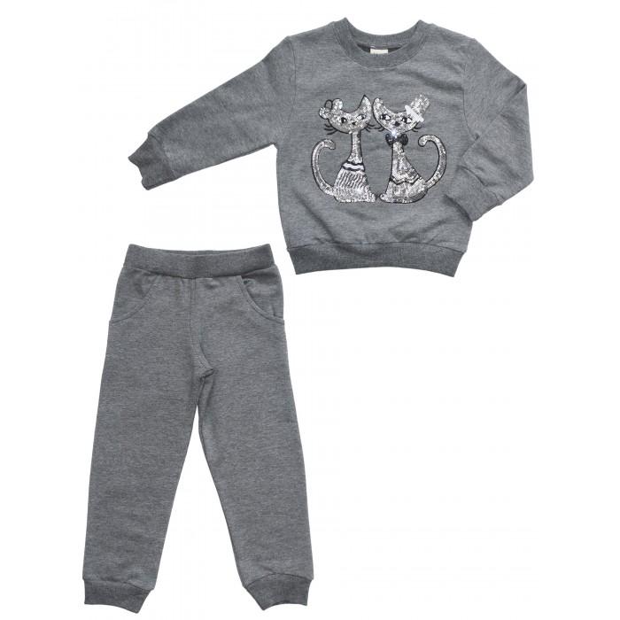 Картинка для Комплекты детской одежды Lilax Комплект для девочки (толстовка, брюки) L4710