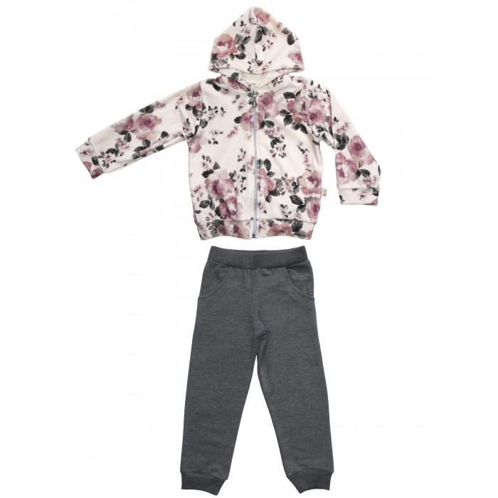 Картинка для Комплекты детской одежды Lilax Комплект для девочки (толстовка, брюки) L4774