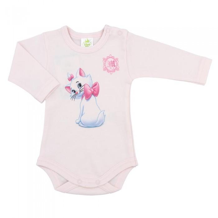 Боди и песочники Linas baby Боди с длинным рукавом для девочки боди детское hudson baby hudson baby боди цыплёнок 3 шт бирюзово розовый