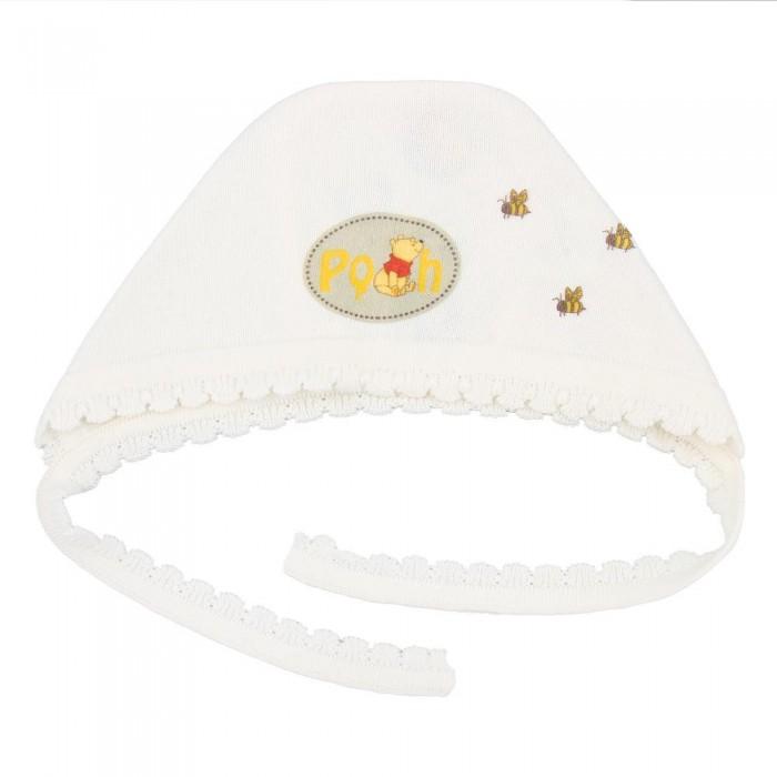 Шапочки и чепчики Linas baby Чепчик вязаный для девочки DC4054-2 linas baby комбинезон кеды роз р 56