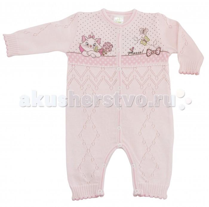 Детская одежда , Комбинезоны и полукомбинезоны Linas baby Комбинезон для девочки DC4066-1 арт: 534181 -  Комбинезоны и полукомбинезоны