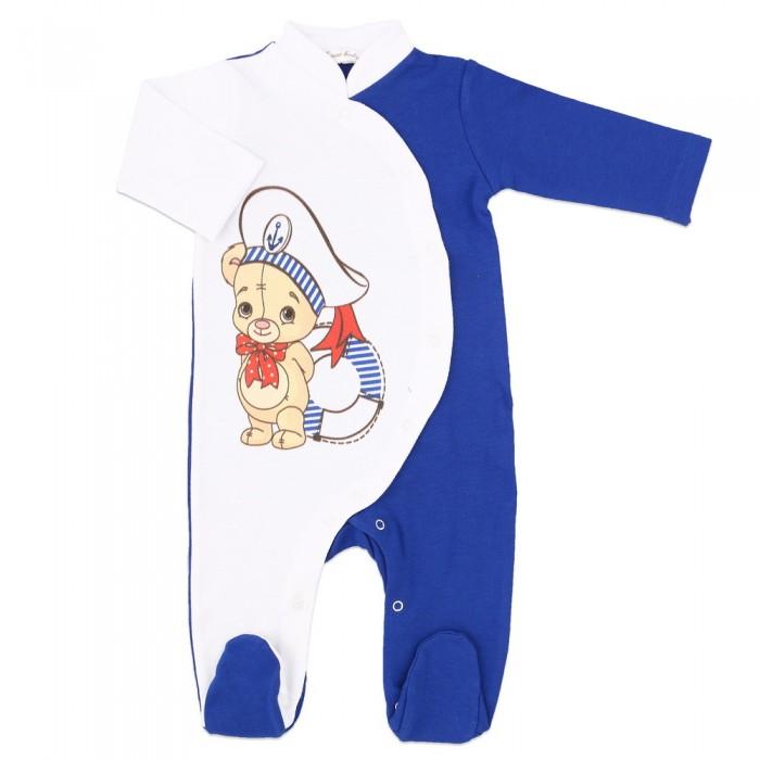 Комбинезоны и полукомбинезоны Linas baby Комбинезон для мальчика 886-1