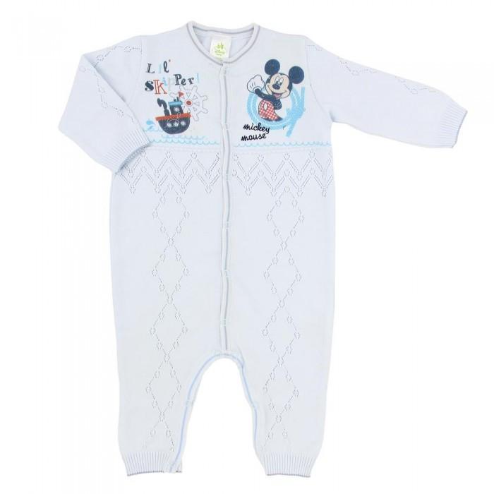 Детская одежда , Комбинезоны и полукомбинезоны Linas baby Комбинезон для мальчика DC4068-1 арт: 534226 -  Комбинезоны и полукомбинезоны