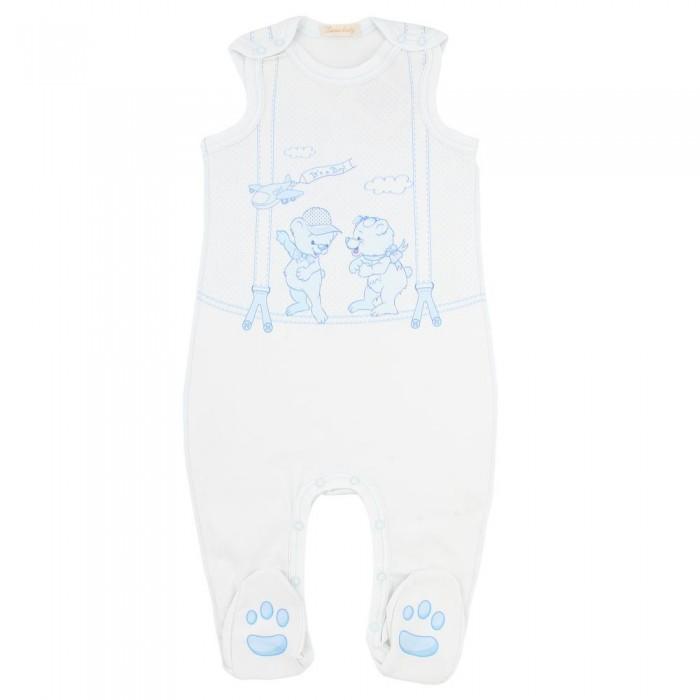 Комбинезоны и полукомбинезоны Linas baby Полукомбинезон для мальчика 630-1 полукомбинезоны alpex полукомбинезон