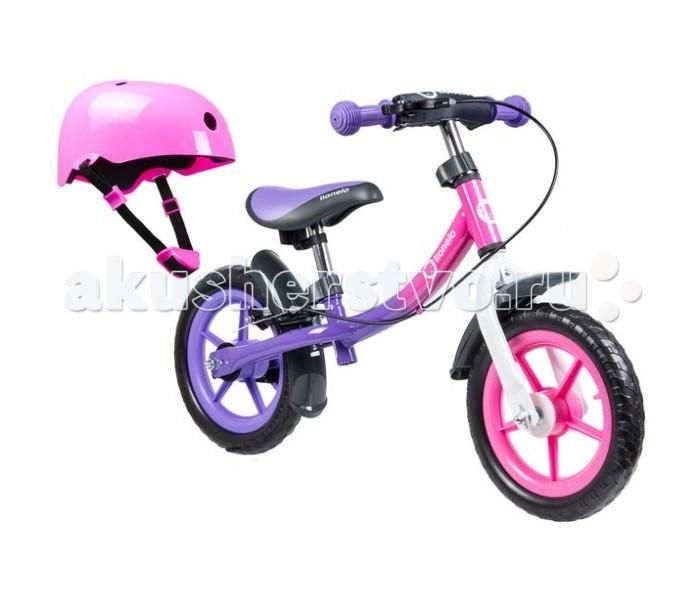 Детский транспорт , Беговелы Lionelo Dan Plus со шлемом безопасности арт: 435219 -  Беговелы