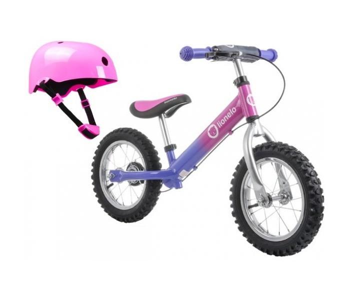 Беговел Lionelo Dex Plus со шлемом безопасности