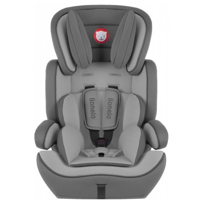 Автокресло Lionelo Levi PlusLevi PlusАвтокресло Lionelo Levi Plus для детей в возрасте от года до 12 лет (весом до 36 кг).   Устанавливается по ходу движения автомобиля.  Для повышения комфорта и безопасности ребенка кресло оснащено двойным подголовником и дополнительной подушкой – это в значительной степени уменьшает вероятность травм при боковом столкновении. Плечевые накладки надежно фиксируют малыша, предотвращают скольжение и снижают риск повреждения при  лобовом ударе. Для самых маленьких предусмотрен дополнительный вкладыш, который при необходимости можно установить или наоборот снять.  При загрязнении обивку кресла можно снимать и чистить, что является неоспоримым плюсом для родителей, которые знают, что при перевозке детей всевозможных случайностей не избежать.   Одно из самых безопасных в своем классе. Кресло имеет усиленные боковые подушки, двойной подголовник, который надежно защищает голову и шею ребенка.   Безопасность является самым важным, что вы можете дать своему ребенку во время путешествия. Автокресла Lionelo является гарантией комфорта и предоставляют максимально возможную защиту, что подтверждает сертификат безопасности ECE R44.04, полученный в независимом европейском исследовательском центре.     Особенности: диапазон веса 9 - 36 кг  возрастной диапазон 1 - 12 лет  вкладыш для самых маленьких детей  ремни безопасности 5 точечные с регулировкой высоты  и надежным замком Sabelt удобные плечевые накладки с функцией противоскольжения препятствуют смещению ребенка вперед при лобовых столкновениях. регулируемый двойной подголовник  регулируемая спинка  обивка съемная, моющаяся  спинка съемная, возможность использования бустера Размер: 42 x 44 x 65 см  Вес: 3.5 кг<br>