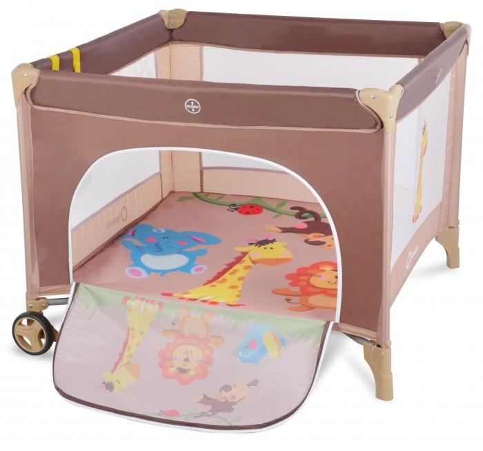 Детская мебель , Манежи Lionelo Lo-Stella арт: 378389 -  Манежи