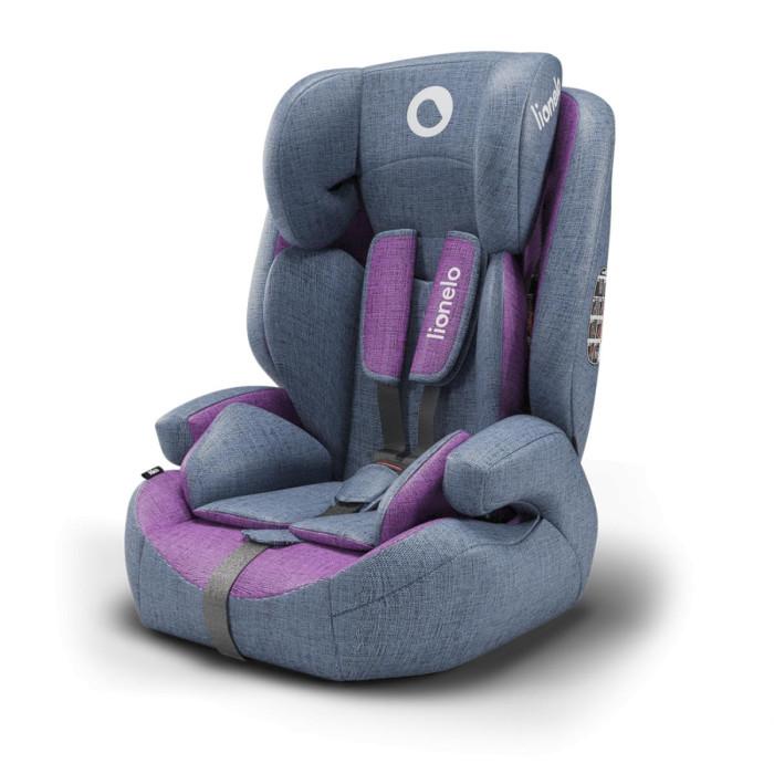 Автокресло Lionelo NicoГруппа 1-2-3 (от 9 до 36 кг)<br>Автокресло Lionelo Nico oобеспечивает высокий уровень безопасности от 9 кг до 36 кг.   Имеет усиленную конструкцию и систему боковой защиты, которые отвечают за безопасность ребенка во время езды. Имеет 5-точечные ремни безопасности для самых маленьких, а также возможность использования 3-точечных ремней безопасности автомобиля для детей до 36 кг.   Автокресло растет вместе с вашим ребенком через съемную вставку и регулируемые сиденья. Side Protection - Специальная конструкция подголовника, которая дополнительно защищает головку ребенка во время боковых столкновений конструкция DeepSecure - Спроектирована так, чтобы максимизировать безопасность и удобство ребенка. Повышает комфорт поездки. CrossJeans - плотная и устойчивая  к воздействию трения ткань,  благодаря применению FrictResist 300 DEN. Гарантия качества и длительного срока эксплуатации.  Эргономичная форма Оптимальная форма кресла обеспечивает комфорт и делает путешествие на автомобиле комфортным. Размеры 71 х 47 х 47 см Вес автокресла 4.1 кг В комплекте солнцезащитные шторки и органайзер на спинку сиденья!