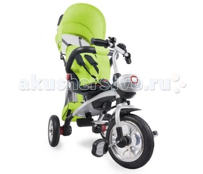 Детский транспорт , Трехколесные велосипеды Lionelo Tim Plus арт: 435349 -  Трехколесные велосипеды