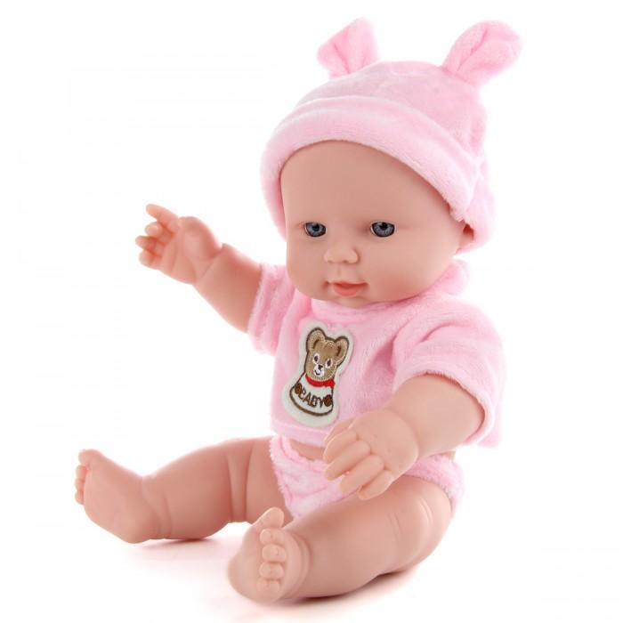 Куклы и одежда для кукол Lisa Doll Пупс с бутылочкой 30 см