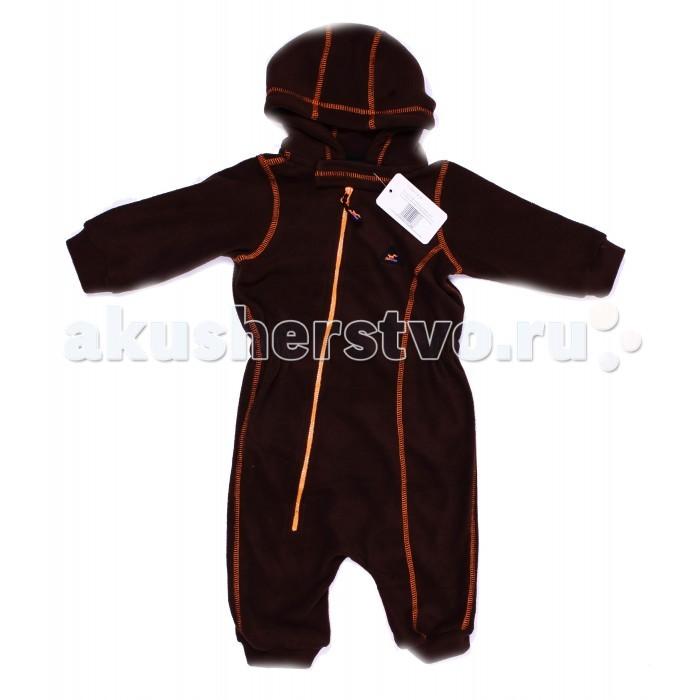 Детская одежда , Детское термобелье и флис ЛисФлис Комбинезон Шоколад арт: 285040 -  Детское термобелье и флис