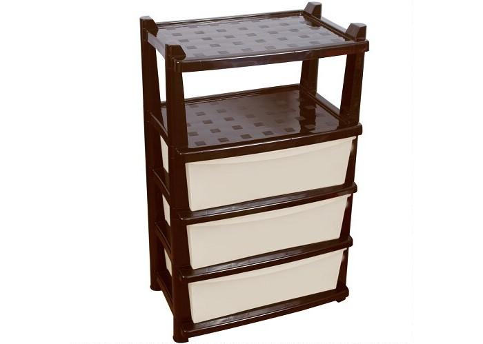 Купить Ящики для игрушек, Little Angel Комод для комнаты Deco 90 см