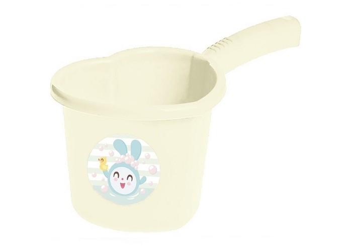 Аксессуары для ванн Little Angel Ковшик для детской ванночки Малышарики