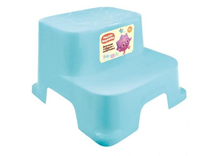 Подставки для ванны, Little Angel Табурет-подставка Малышарики  - купить со скидкой