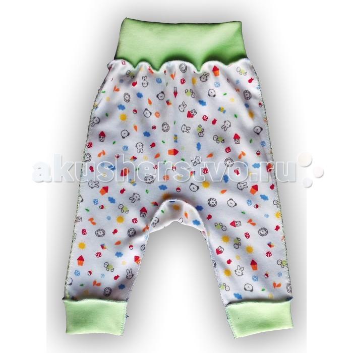 Брюки, джинсы и штанишки Little Bloom Штанишки открытая стопа Сказка брюки котмаркот штанишки звездное небо