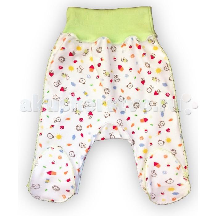 Брюки, джинсы и штанишки Little Bloom Штанишки закрытая стопа Сказка брюки джинсы и штанишки котмаркот штанишки little elephant 5871