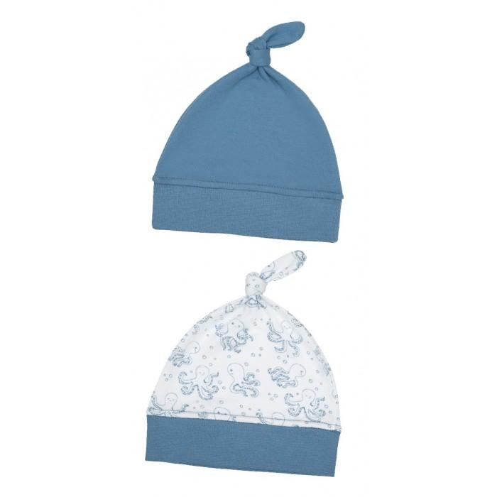 Шапки, варежки и шарфы Little Fox Комплект шапочек Осьминожки 2 шт.