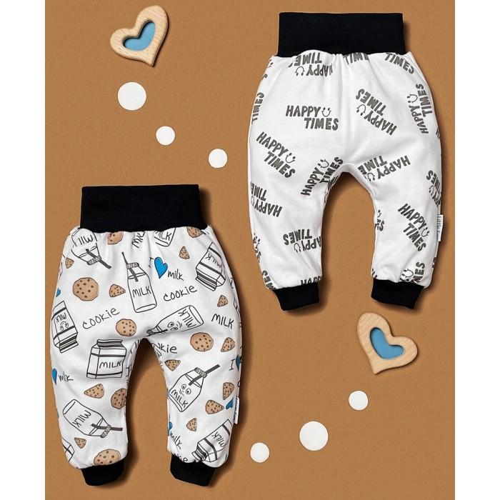 Штанишки и шорты Little Fox Limited Collection Набор штанишек Милк, Хэппи тайм 2 шт.
