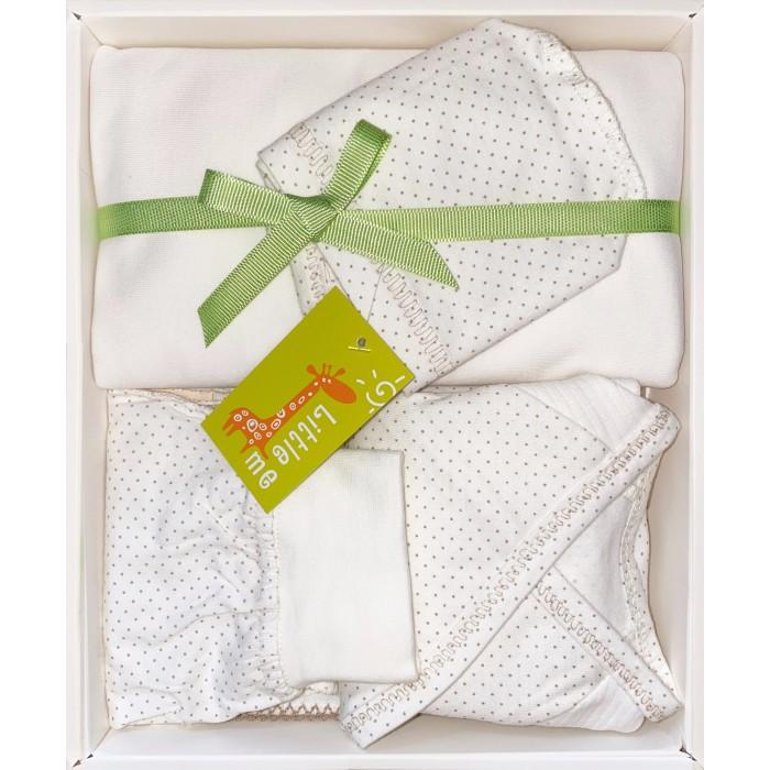 Купить Комплекты на выписку, Комплект на выписку Little me для новорожденного 7304 (5 предметов)
