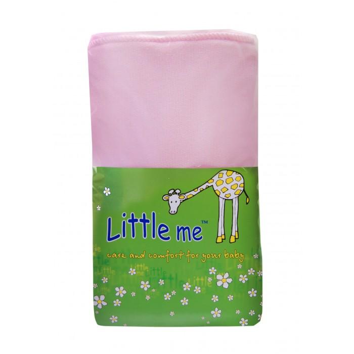 Пеленки Little me теплая трикотажная 90х120 пеленки эдельвейс набор 90х120 см трикотаж футер 3 шт