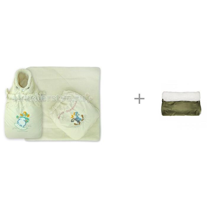 Купить Конверты для новорожденных, Little People Зимний конверт Кокон меховой трансформер с муфтой на коляску Эко Бейби