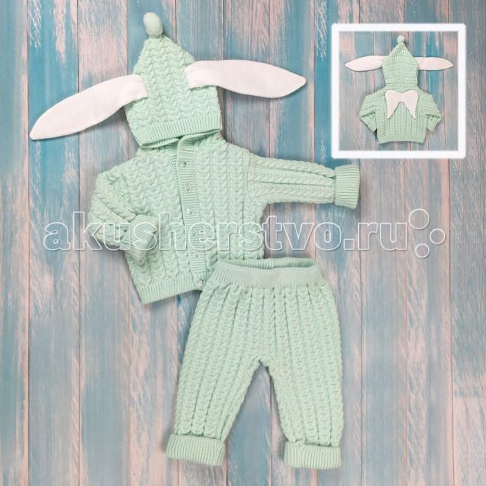 Little Star Комплект Зайка Ангел (курточка и штанишки)