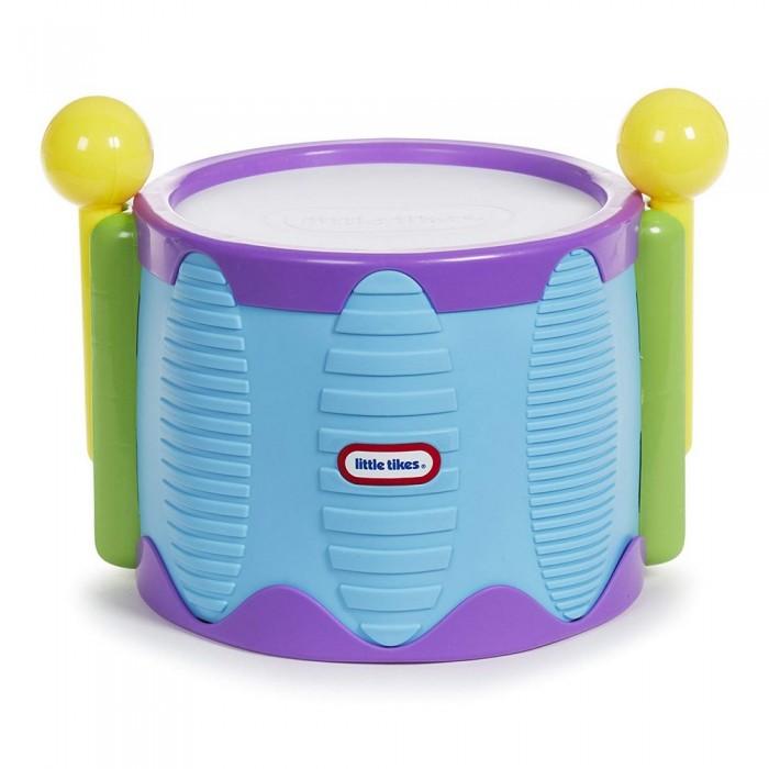 Купить Музыкальные инструменты, Музыкальный инструмент Little Tikes Игрушка Барабан с палочками