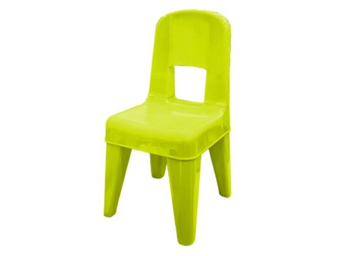 Пластиковая мебель Little Angel Детский стул Я расту детский стул