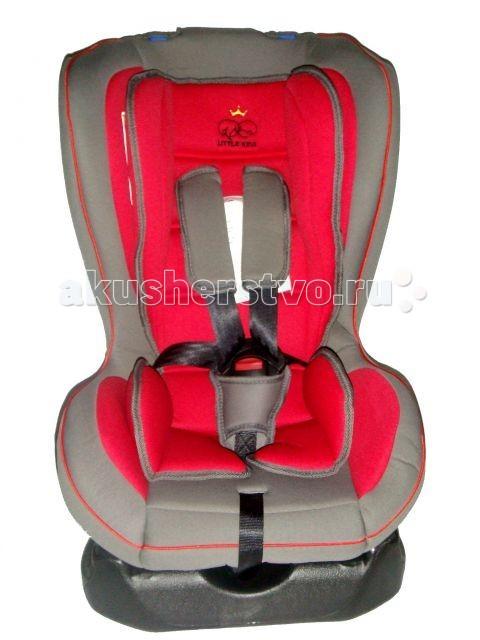 Автокресло Little King DLCS-101DLCS-101Автокресло Little King DLCS-101  Группа 0+ (0-13кг), группа 1 (9-18 кг) универсальное От 0 до 18 кг или от рождения до 3-3.5 лет  Характеристики: сиденье оборудовано мягкой боковой защитой, устойчивой к возможным боковым воздействиям чехол автокресла легко снимается для стирки легко устанавливается и крепится с использованием горизонтальных и диагональных ремней безопасности автомобиля специальные боковые фиксаторы пятиточечного ремня безопасности помогают надежно закрепить кресло в автомобиле четыре позиций для регулировки угла наклона от положения «сидя» до положения «лежа»  Автокресло отвечает европейскому стандарту качества ЕСЕ R44/04<br>