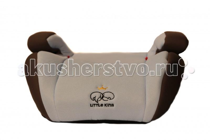 Группа 3 (от 22 до 36 кг - бустер) Little King DLCS-803 какой авто до 200 тысяч рублей