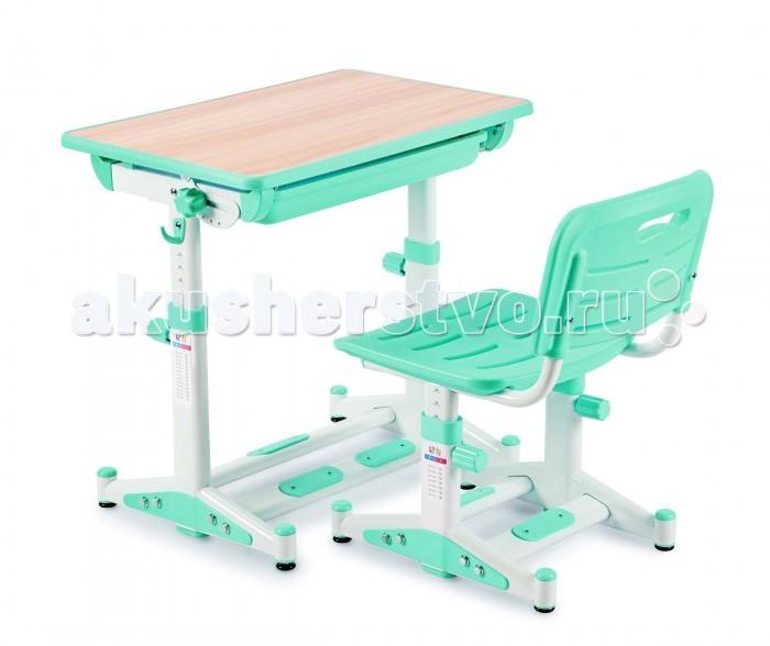 Детские столы и стулья Little King Комплект парта+стул LK-11 детская парта little