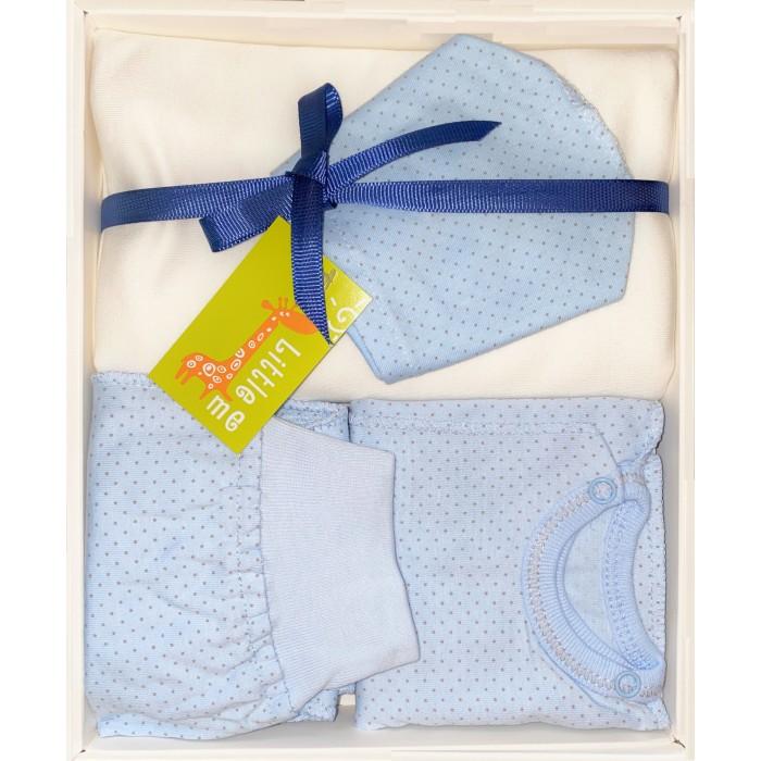 Комплект на выписку Little me для новорожденного (5 предметов)