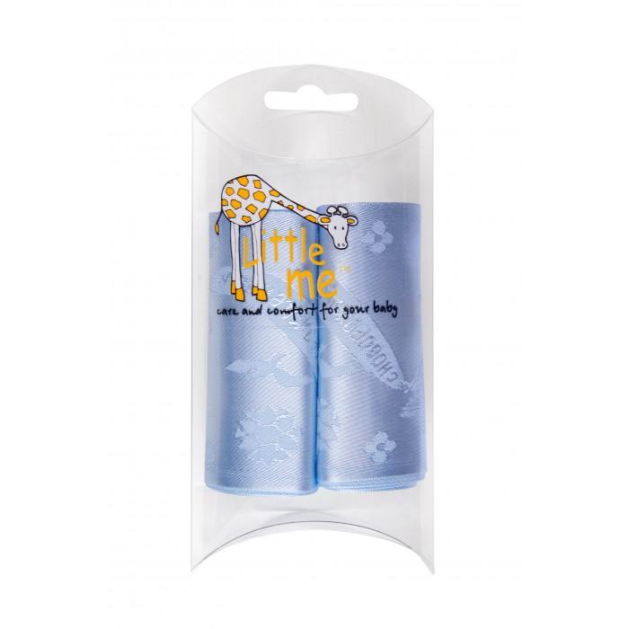 Аксессуары Little me Ленты атласные на выписку 2 шт. по 2 м ленты для конверта новорожденного disney лента на выписку из роддома винни и его друзья