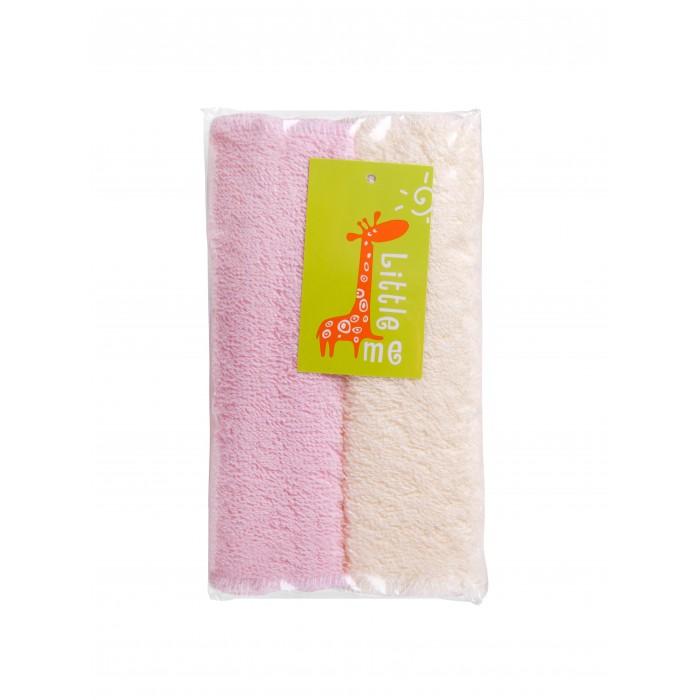 Текстильные салфетки Little me Салфетки махра 30х30 2 шт. салфетки duni салфетки 2 шт