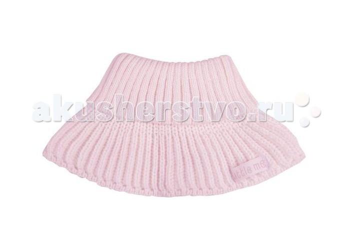 Варежки, перчатки и шарфы Little me Воротничок (горлышко) вязаный варежки  перчатки и шарфы jollein шарф confetti knit