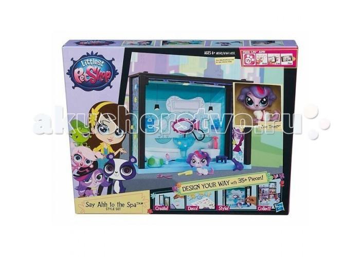 Игровые наборы Littlest Pet Shop мини Стильный