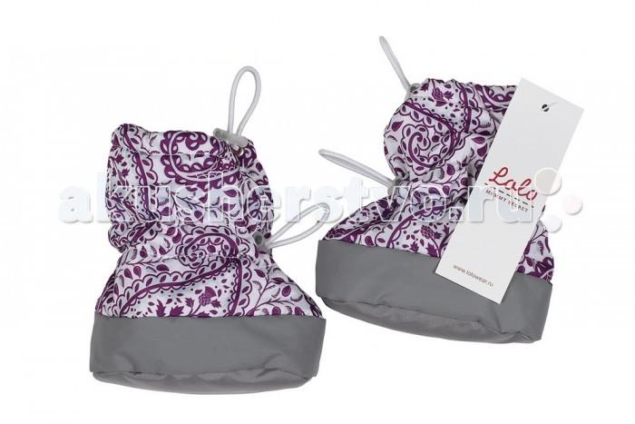 Детская одежда , Обувь и пинетки Lo-Lo Слингоботы арт: 105490 -  Обувь и пинетки