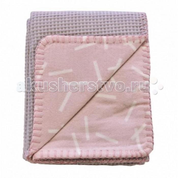 Постельные принадлежности , Пледы Lodger Dreamer Flannel/Honeycomb 100x150 арт: 431809 -  Пледы