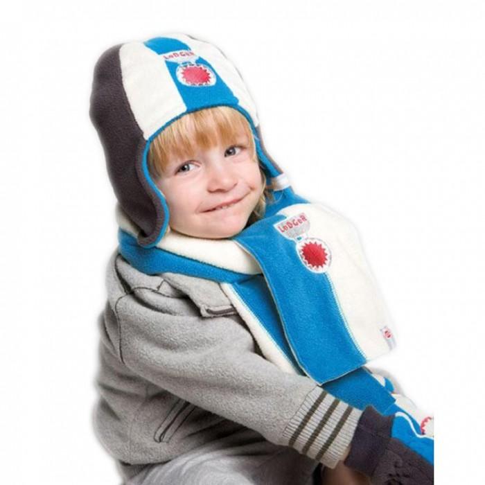 Детская одежда , Шапочки и чепчики Lodger Шапочка для мальчиков арт: 39280 -  Шапочки и чепчики