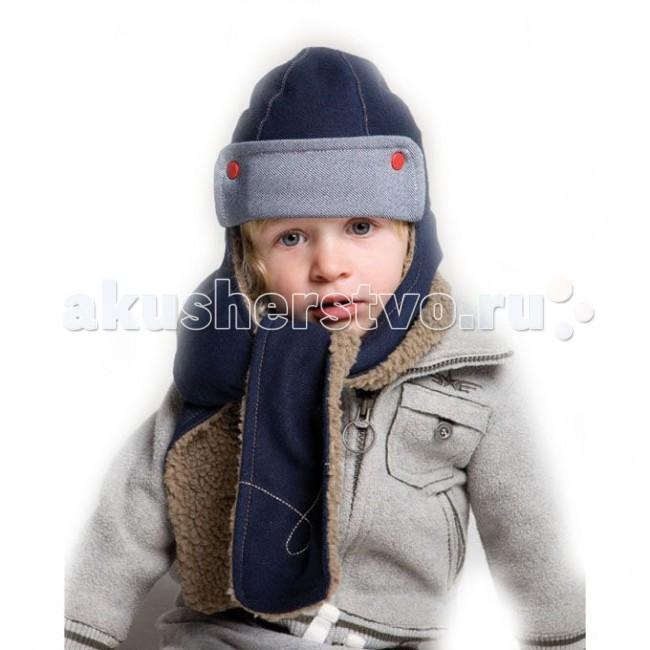 Lodger Шапка-шарф Tough DenimШапка-шарф Tough DenimМягкая и уютная шапочка-шарф из нежного флиса. Идеально подходит ко многим вещам из этой коллекции.  Характеристики: шапка и шарф 2 в 1 материал - супермягкий, не скатывается, можно стирать (флис не садится и не линяет) 65% — хлопчатобумажная джинсовая ткань, 35% — флис (полиэстер) хорошо облегает голову ребенка закрывает ушки очень теплая, но при этом воздухо-проницаемая — ребенок не будет потеть украшена декоративными элементами размер 6-12 месяцев (47 см), 1-3 года (50 см)  Аксессуары Lodger изготовлены из высококачественного флиса. Особая обработка материала на этапе производства делает флисовые изделия Lodger исключительно мягкими и комфортными. Флис обладает отличной воздухопроницаемостью, практически не впитывает влагу и быстро сохнет, не мнется и долго сохраняет свой внешний вид.<br>