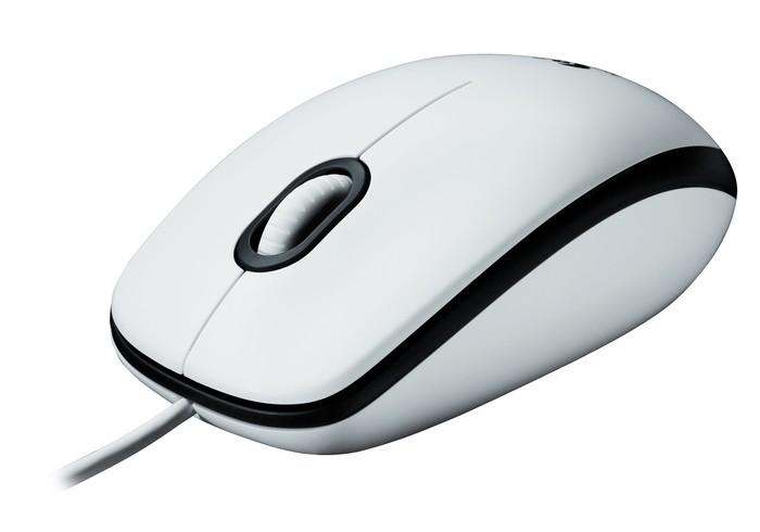 Logitech Мышь M100