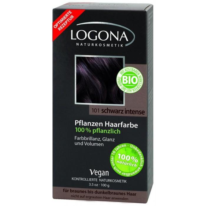 Купить Косметика для мамы, Logona Растительная краска для волос 100 мл